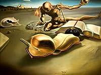 サルバドール・ダリのアートワーク1940抽象アート巨大プリントポスター24X32 [並行輸入品]