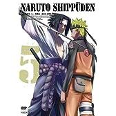 NARUTO -ナルト- 疾風伝 遥かなる再会の章 5 [DVD]