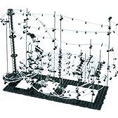 あなたの発想で組み立て♪★無限ループ スペースレール パズル 知育 脳トレ レベル8