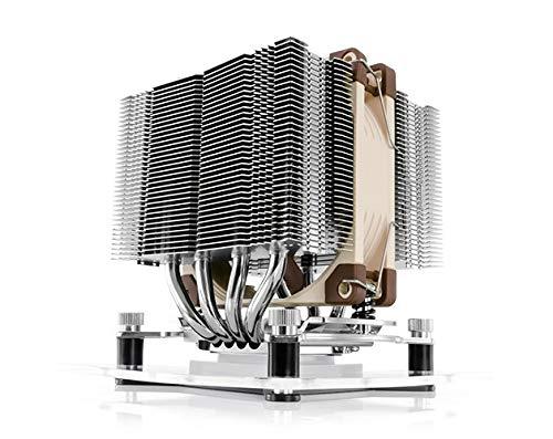 [Noctua正規販売代理店] NH-D9L - デュアルタワー CPU クーラー Intel LGA 2011-0/LGA 2011-3 正方形 ILM/1156/1155/1150 and AMD AM2/AM2+/AM3/3+,FM1/2 [NH-D9L]