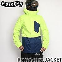 VOLCOM(ボルコム) メンズ ウェア RETROSPEC JACKET ジャケット 16-17 [並行輸入品]