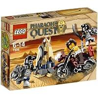 レゴ (LEGO) ファラオズ・クエスト ゴールデン・スタッフ・ガーディアン  7306