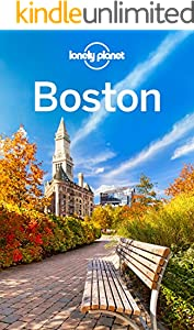 Lonely Planet Boston (Travel Guide) (English Edition)