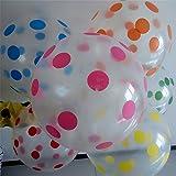 50個/ロット12インチThickキャンディ色ドットバルーンWaveパーティーバレンタインの日結婚式バルーン透明色spotsday-wedding-balloon / 1418082_ 32618685470. HTML