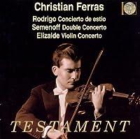 Concierto De Estio / Double Concerto