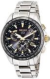 [アストロン]ASTRON 腕時計 ソーラーGPS衛星電波修正 チタン サファイアガラス 10気圧防水 SBXB073 メンズ