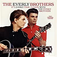IT'S EVERLY TIME / A DATE WITH THE EVERLY BROTHERS [LP] (IMPORT) [12 inch Analog]