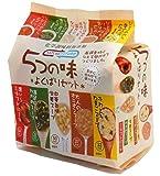 コスモス食品 Nature Futureスープ5つの味よくばりセット(5食47.9g)