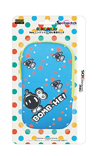 New 3DS専用ポーチ Spotch (スポッチ) ボムへ...