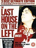 Last House On The Left - 3 Disc Ultimate Edition (Uncut)(1972)(DVD)(Import)