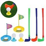 toymytoy子供キッズプラスチックGolfer Toyゴルフセットゲームおもちゃ