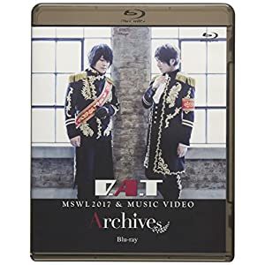 D.A.T MSWL2017&MUSIC VIDEO [Blu-ray]