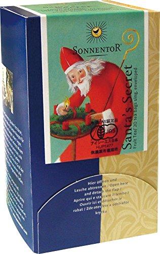 SONNENTOR サンタさんの秘密のお茶 18袋