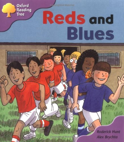 "ORT: Stage 1+: First Sentences: ""Reds and Blues""の詳細を見る"