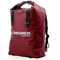 デグナー(DEGNER) マルチレインバッグ ポリエステル・PVC 50x30x18cm ワイン NB-12 …