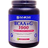 [ 大容量1kg ] BCAA(分岐鎖アミノ酸)+Lグルタミン ※グリーンアップル 【海外直送品】