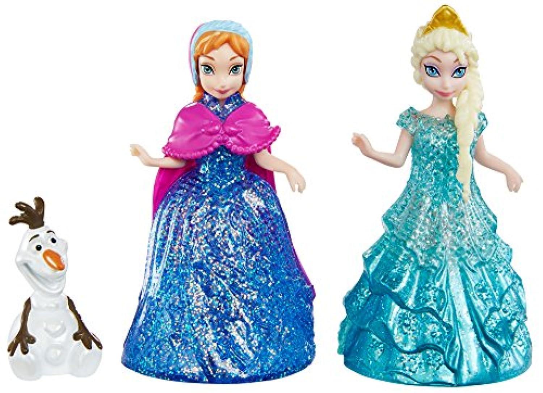 ディズニープリンセス アナと雪の女王 キラキラダンスパーティドールセット(CBM27)
