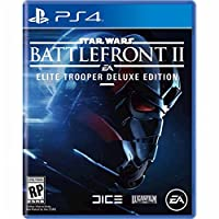Star Wars Battlefront II Elite Trooper Deluxe Edition PlayStation 4 スターウォーズバトルフロントIIエリートトルーパーデラックスエディションプレイステーション4 北米英語版 [並行輸入品]