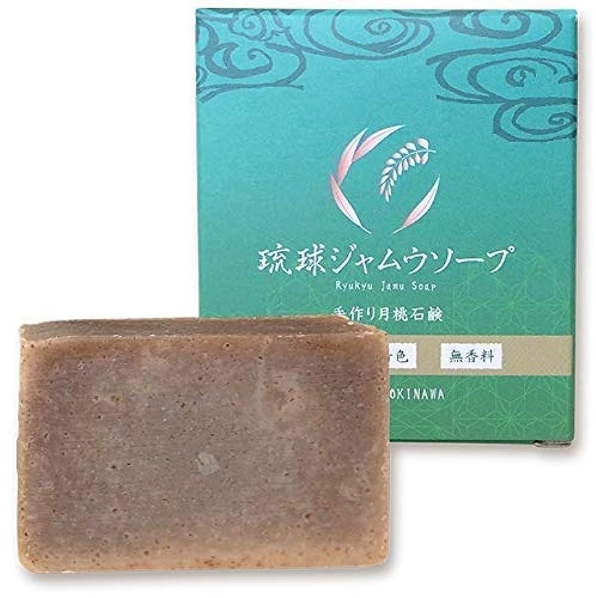 【琉球ジャムウソープ】100g 石鹸 オーガニック月桃 女性用 国産