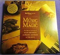 Music Behind Magic: Menken / Ashman / Rice