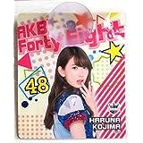AKB48 小嶋陽菜 推しメンバーカーサイン (1510)