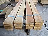 杉 荒板材 【12(厚み)×105(幅)×2000(長さ)】【18枚1セット】節有