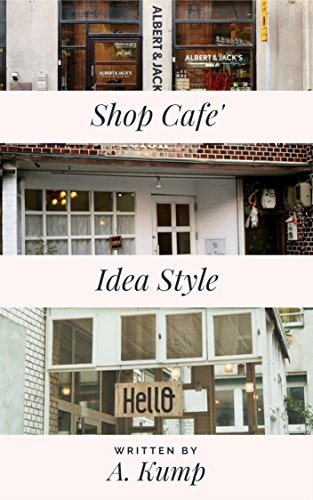 Good [Kump, A.]のShop Cafe Idea: Photo Books, Shop Design