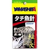 ヤマシタ(YAMASHITA) タチ魚針 軸長 SS THJNSS