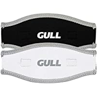 GULL(ガル) マスクバンドカバーワイドII GP-7035A リバーシブル ブラック×ホワイト