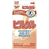 【冷蔵】日清ヨーク ピルクル 500mlX10本