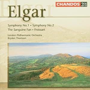 Symphony 1 / Sanguine Fan / Froissart Overture