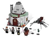 レゴ (LEGO) ハリー・ポッター ハグリッドの小屋 4738