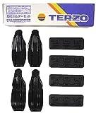 TERZO ( テルッツオ ) ベースキャリア 取付ホルダーセット スバル インプレッサWRX GD# インプレッサスポーツワゴン GG# EH382