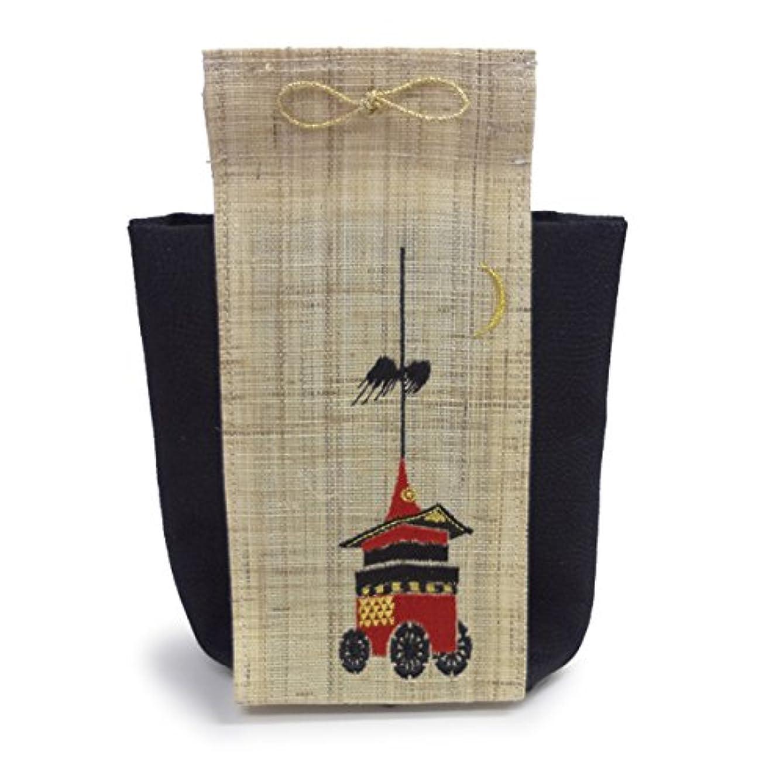 学部忠誠横たわる香飾り 京の風物詩 祇園祭