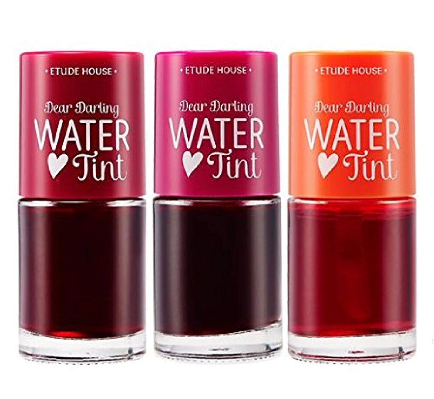 仕事チェリー篭[エチュードハウス] ETUDE HOUSE dear darling water tint ディア ダーリン ウォーター ティント3個セット [並行輸入品]
