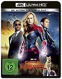 Captain Marvel: 4K Ultra HD Blu-ray + Blu-ray