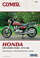 Clymer Honda CB750 DOHC Fours 1979-1982: Maintenance, Troubleshooting, Repair (Clymer Motorcycle)