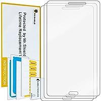 Mr Shield For Samsung Galaxy Tab 47.07インチプレミアムクリアスクリーンプロテクター[ 3- Pack ] with生涯交換保証