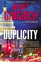 Duplicity: A Novel (The Major Brooke Grant Series) by Newt Gingrich Pete Earley(2015-10-13)