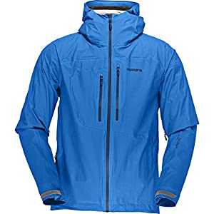 NORRONA(ノローナ) Bitihorn Dri1 Jacket Men\'s 4304-12 Electric Blue M