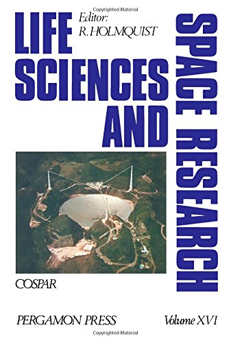Life Sciences and Space Research: v. 16: Proceedings of the Open Meeting of the Working Group on Space Biology of the 20th Plenary Meeting of the Committee on Space Research (COSPAR)