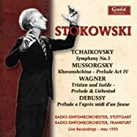 Stokowski Conducts Mussorgsky Wagner & Debussy by Mussorgsky (2008-04-08)