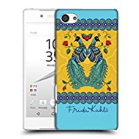 Official Frida Kahlo ペア ピーコック ハードバックケース Sony Xperia Z5 Compact