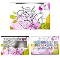 Decalrus - Protective Decal Skin Sticker for HP ENVY 17M AE011DX (17.3 Screen) case cover wrap HPenvy17_ae011dx-159