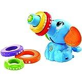 LeapFrog 600303 Stack & Tumble Elephant, Multi