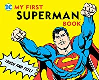 My First Superman Book (DC Super Heroes)
