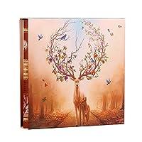 HENGGE アートカバーアルバムインタースティシャルファミリーアルバム大容量1198枚