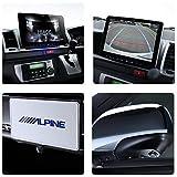 アルパイン(ALPINE) フローティングBIG X 11 3カメラセーフティパッケージ ハイエース 200系 専用 カーナビ 11型 ビッグX バックモニター内蔵自動防眩インナーミラー対応 <2018年モデル> XF11Z-HI-SF3N-NR