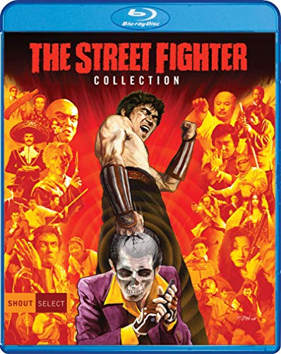 The Street Fighter Collection [Blu-ray]