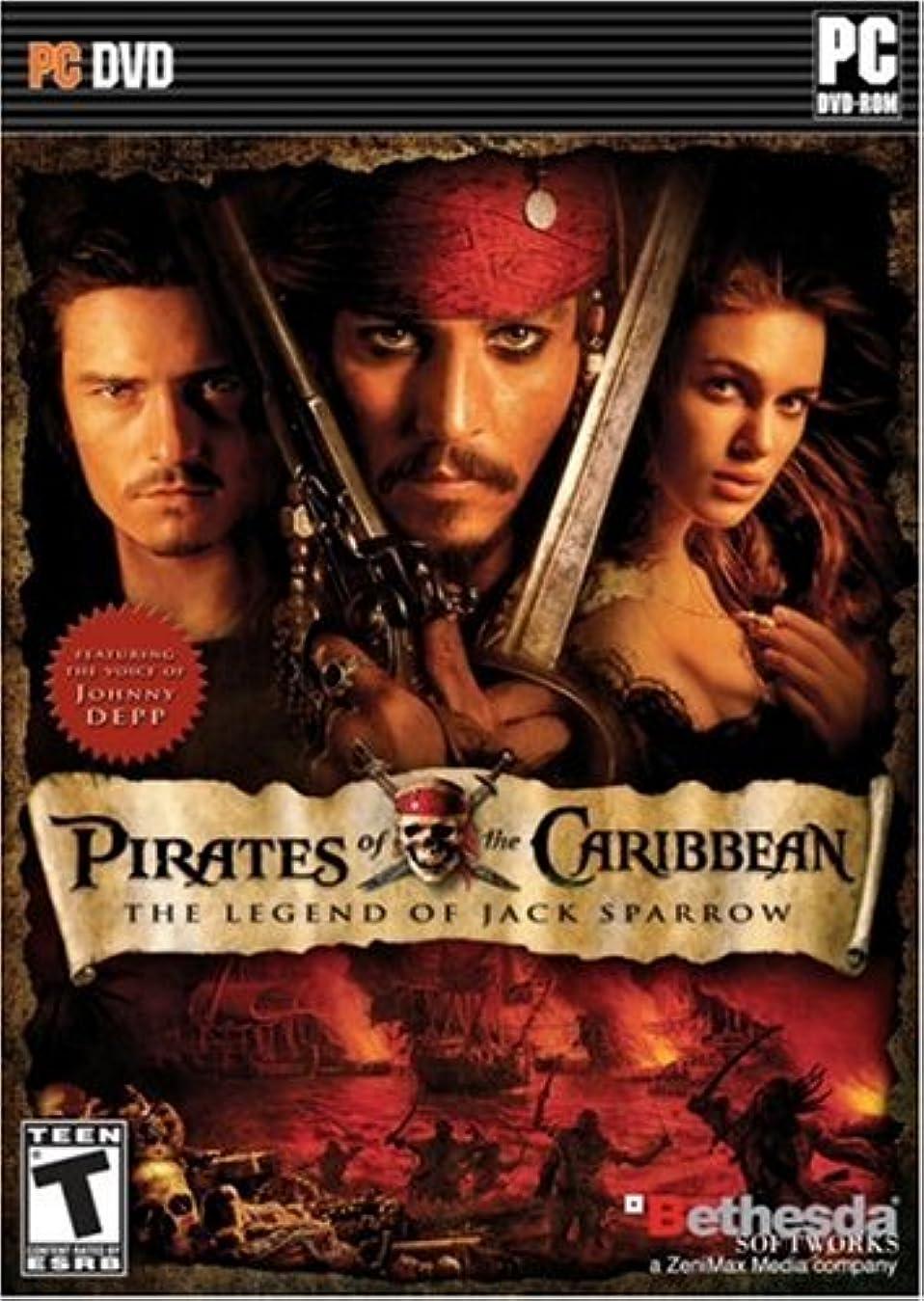 アラート手段成分Pirates of the Caribbean: Legend of Jack Sparrow (輸入版)